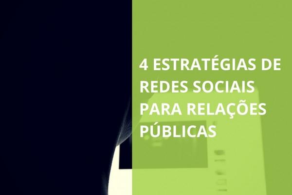 Redes Sociais para Relações Públicas