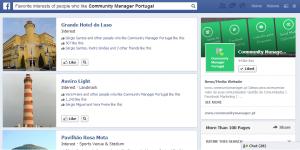 Social Media Optimization   Interesses preferidos das pessoas que gostam da minha página