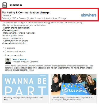 criar a página de empresa no LinkedIn Aumentar o alcance da empresa