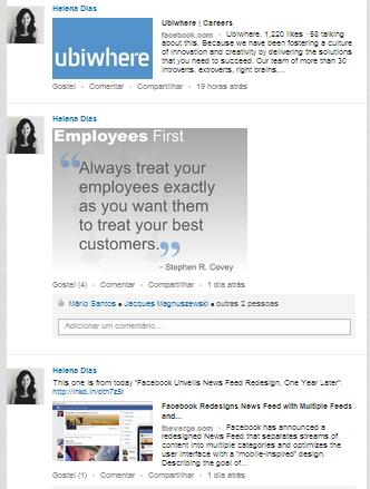 Helena Dias | LinkedIn para encontrar clientes