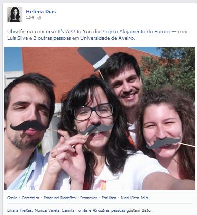 Usar o perfil pessoal do Facebook para negócios | Celebre momentos