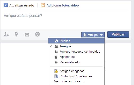 Usar o perfil pessoal do Facebook para negócios | Seguir no Facebook