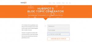 Melhorar a gestão de marketing digital - Blog Topic Generator