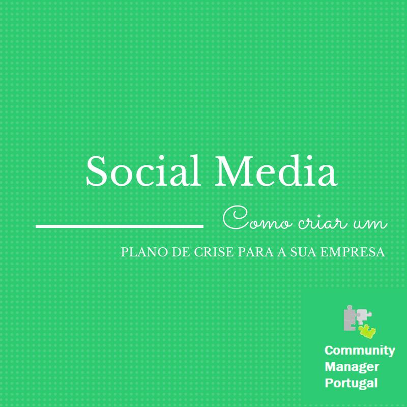 Criar um plano de crise para os Social Media