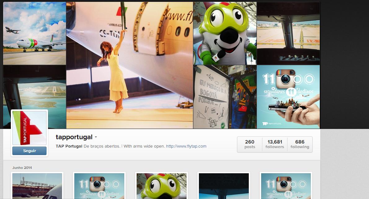 Marketing Digital e Redes Sociais para o Turismo - Instagram para o Turismo