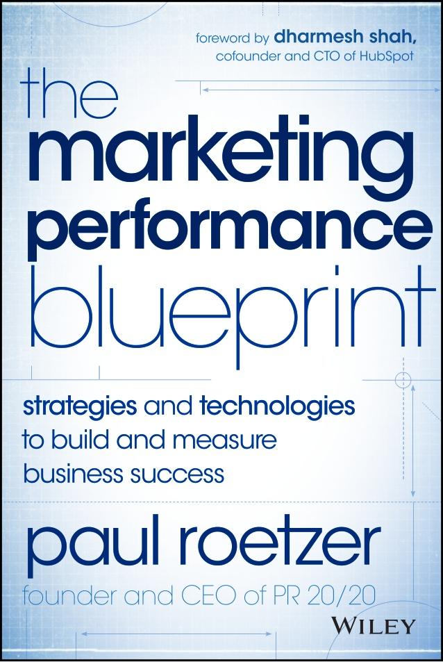 Livros de Marketing e Social Media - The Marketing Performance Blueprint