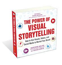 Livros de Marketing e Social Media - The Power of Visual Storytelling