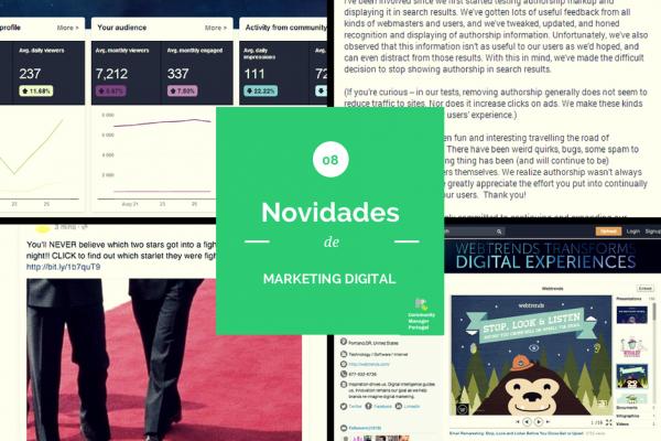 Novidades de Marketing Digital