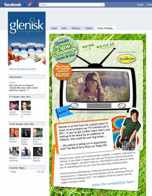 Aumentar a Interação no Facebook - Glenisk