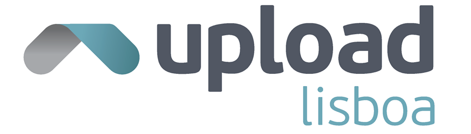 Upload Lisboa 2014 logo