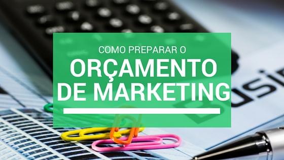 Como Preparar o Orçamento de Marketing para 2016