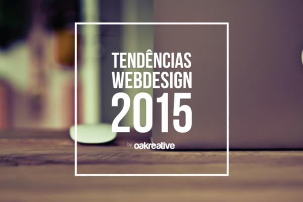 tendências de web design 2015