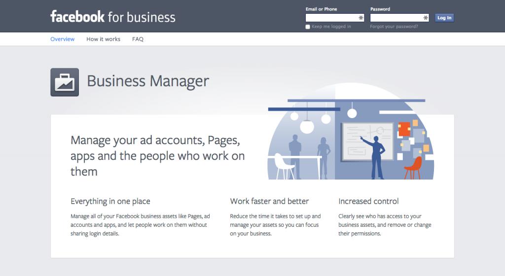 Como criar uma conta no Facebook Business Manager