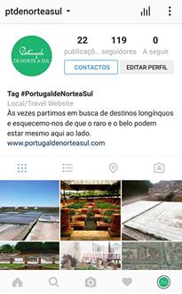 Perfil Profissional do Instagram