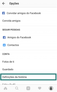 Como usar o Instagram Stories como um Pro - Permitir a Partilha de Stories