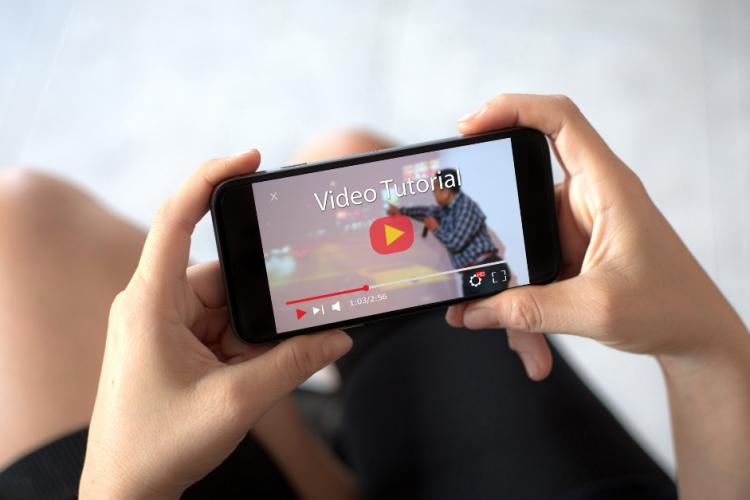 Aprender Social Media com vídeos